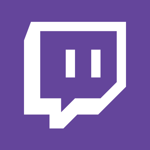 Twitch-Kanal für Live Videos